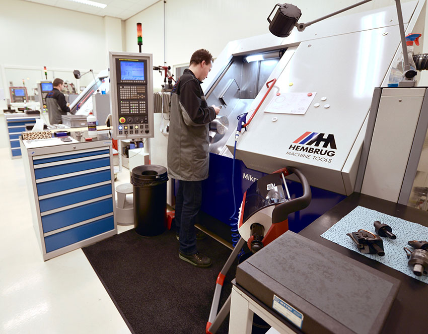 Vacature BDM - CNC-draaier bij BDM