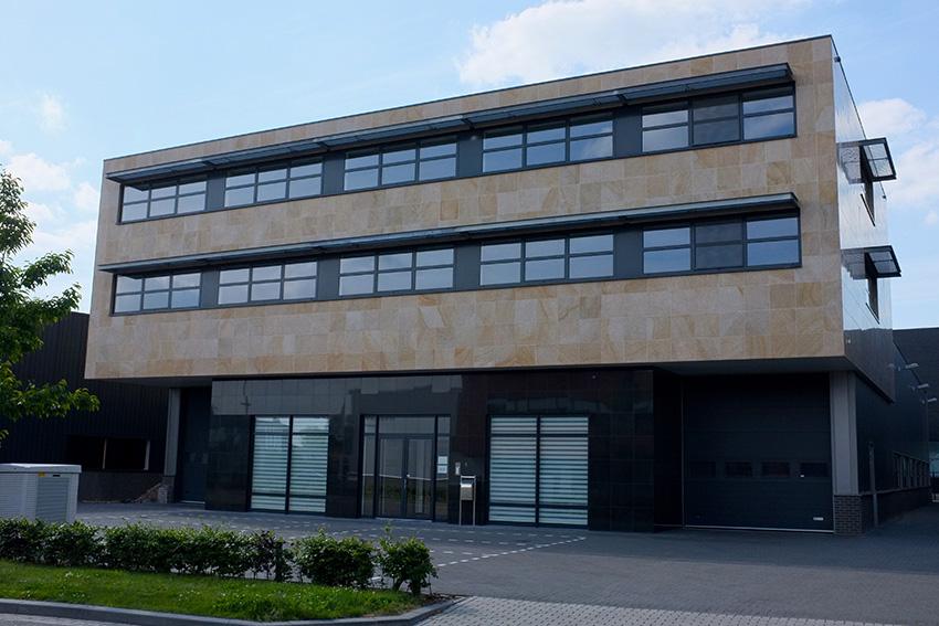 BDM kantoor - eerste klas materialen